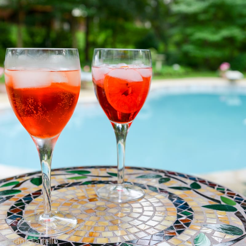 Tale of Two Spritzes: Aperol Spritz and Campari Spritz
